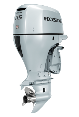 Honda BF115 outboard engine